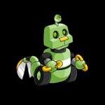robot tuskaninny