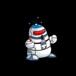 robot chia